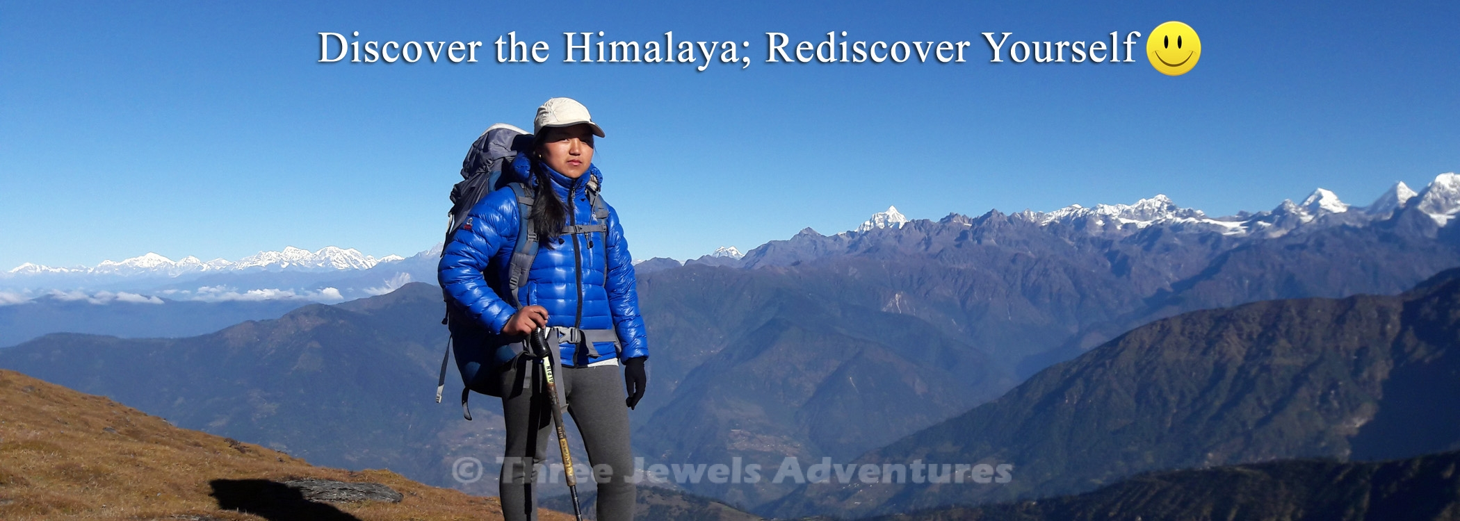 Discover the Himalaya; Rediscover Yourself!